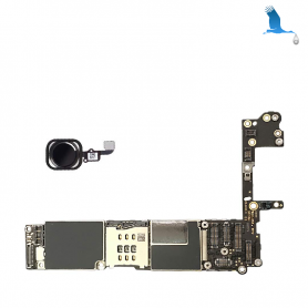 Motherboard - iPhone 6 - QOR - With Touch ID