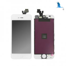 Display and touchscreen - White - iPhone 5 - oem