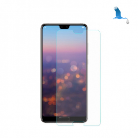 Security glass without edge - P Smart Plus - Huawei