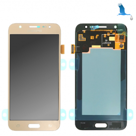 LCD, Touchscreen - Gold - J5 (J500F) GH97-17667C