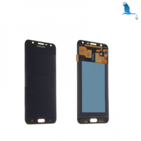 LCD Touchscreen - Black - Galaxy  J7 J700F
