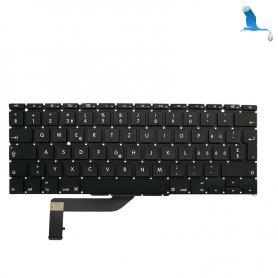 "Keyboard - Swiss Layout - MacBook Pro 15"" A1398"