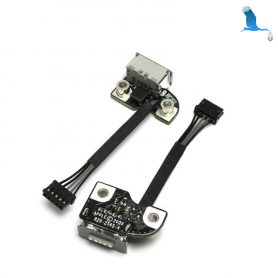 "MagSafe DC Power Board - Apple MacBook Pro 13"" A1278 09-12 / 15"" A1286 09-12 - 820-2565-A"