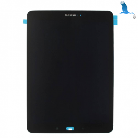LCD Display + Touchscreen - Black - Samsung Galaxy Tab S2 9.7 SM-T810 /SM-T815 - GH97-17729A