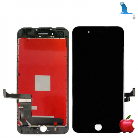 LCD Display and Touchscreen - Black - iPhone 7 - Original - qor