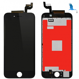 Display and Touchscreen - Black - iPhone 6S+ oem