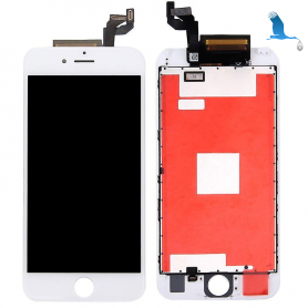 Display and Touchscreen - White - iPhone 6S+ oem