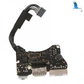 Charger Connector Board - MacBook Air 11 inch A1465 2012 - 820-3453-A
