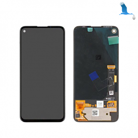 Display and Touchscreen - Black - Pixel 4a (G025N) - G949-00007-01