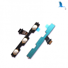 Power + Volume button Flex Cable - Huawei Y5 2019 (AMN-LX1) - 97070WFG