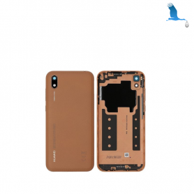 Battery Cover - Brown (Amber Brown) - Huawei Y5 2019 (AMN-LX1) - 97070WGL