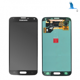 Display - GH97-15959B - Black - Samsung Galaxy S5