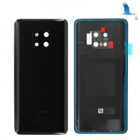 copy of Back cover, Battery cover - 02352GDE - Bleu - Huawei Mate 10 Pro - oem