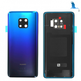 Back cover, Battery cover - 02352GDG - Twilight - Huawei Mate 10 Pro - oem