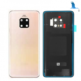 Back cover, Battery cover - 02352GDX - Gold - Huawei Mate 10 Pro - oem