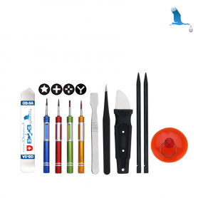 Complete repair tool kit
