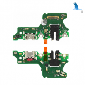 P40 Lite E - Charger Connector Board - 02353LJD - Huawei P40 lite E (ART-L29) - oem
